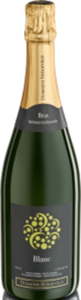 Domaine Bergeville Blanc Brut 2013 Bottle