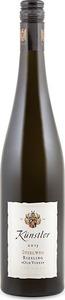Künstler Hochheimer Stielweg Old Vines Riesling Trocken 2013, Qualitätswein Bottle
