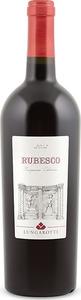 Lungarotti Rubesco Sangiovese/Colorino 2012, Doc Rosso Di Torgiano Bottle
