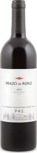 Prazo De Roriz 2011 Bottle