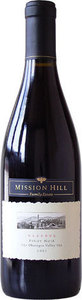 Mission Hill Family Estate Reserve Pinot Noir 2009, VQA Okanagan Valley Bottle