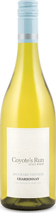 Coyote's Run Rare Vintage Chardonnay 2013, VQA Four Mile Creek, Niagara Peninsula Bottle