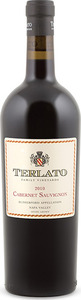 Terlato Family Cabernet Sauvignon 2010, Rutherford, Napa Valley Bottle