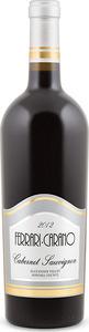 Ferrari Carano Cabernet Sauvignon 2012, Alexander Valley, Sonoma County Bottle