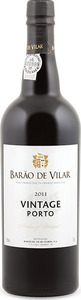 Barao De Vilar Vintage Port 2011, Dop Bottle