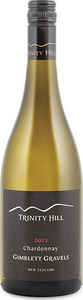 Trinity Hill Gimblett Gravels Chardonnay 2013, Hawkes Bay, North Island Bottle