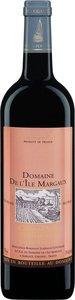 Domaine De L'ile Margaux 2011 Bottle