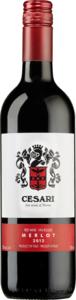 Cesari Merlot 2014, Venezie Bottle