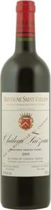 Château Faizeau Vieilles Vignes 2001, Ac Montagne St émilion Bottle