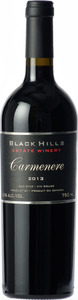 Black Hills Estate Winery Carmenere 2013, Okanagan Valley Bottle