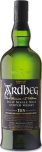 Ardbeg 10 Ans Islay Scotch Single Malt Bottle
