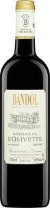 Domaine De L'olivette Bandol 2010 Bottle