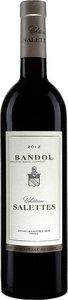Château Salettes Bandol Rouge 2012 Bottle