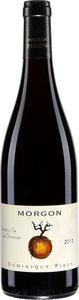 Dominique Piron Domaine De La Chanaise Morgon 2014 Bottle