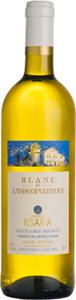 Château Ksara Blanc De L'observatoire 2014 Bottle
