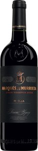 Marques De Murrieta Rioja Gran Reserva 2007 Bottle