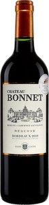 Château Bonnet Merlot / Cabernet Sauvignon Réserve 2010 Bottle