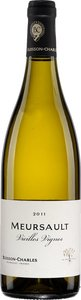 Domaine Buisson Charles Meursault Vieilles Vignes 2012 Bottle