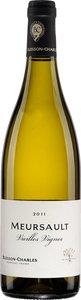 Domaine Buisson Charles Meursault Vieilles Vignes 2013 Bottle