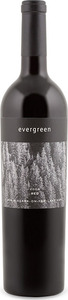 Evergreen Red 2008, VQA Niagara On The Lake Bottle