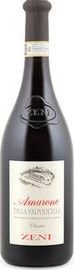 Zeni Amarone Della Valpolicella Classico 2012, Docg Bottle