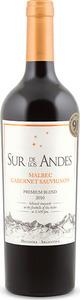 Sur De Los Andes Premium Blend Malbec/Cabernet Sauvignon 2010, Mendoza Bottle
