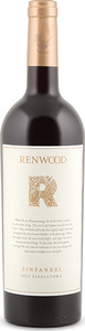 Renwood Fiddletown Zinfandel 2012, Amador County Bottle