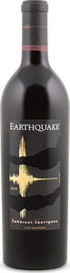 Michael David Earthquake Cabernet Sauvignon 2012, Lodi Bottle