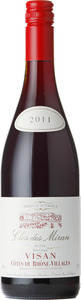 Clos Des Miran Visan 2013, Cotes Du Rhone Villages Bottle
