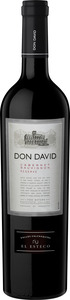El Esteco Don David Cabernet Sauvignon Reserve 2013, Cafayate, Calchaqui Valley, Salta, Argentina Bottle