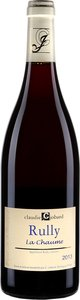 Domaine Claudie Jobard Rully La Chaume 2013, Rully Bottle