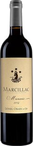 Marcillac Mansois 2014 Bottle