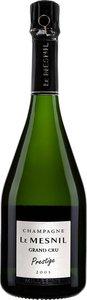 Le Mesnil Prestige Grand Cru Blanc De Blancs Brut 2005 Bottle