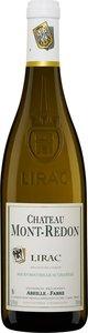Château Mont Redon Lirac Blanc 2014 Bottle