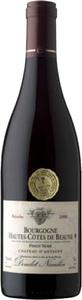 Doudet Naudin Pinot Noir Bourgogne Hautes Côtes De Beaune 2009, Ac, Château D'antigny  Bottle
