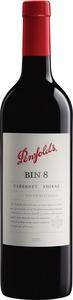 Penfolds Bin 8 Cabernet Sauvignon Shiraz Bottle