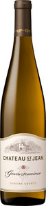 Chateau St Jean Gewurztraminer 2013, Sonoma County Bottle