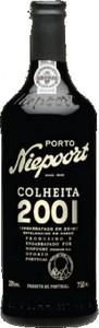 Niepoort 2001 Colheita Port (Bottled In 2014), Douro Valley Bottle