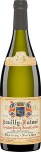 Marnay Sorelles Pouilly Fuissé Les Souvelles 2013 Bottle