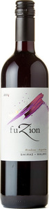 Fuzion Shiraz Malbec 2015 Bottle