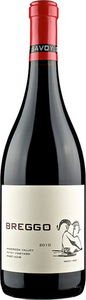 Breggo Savoy Pinot Noir 2010 Bottle