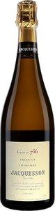 Jacquesson Cuvée 738 Extra Brut Champagne 2010 Bottle
