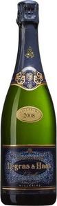 Legras & Haas Champagne Grand Cru Blanc De Blancs 2008 Bottle