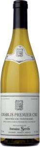 Domaine Servin Montée De Tonnerre Chablis Premier Cru 2012, Ac Bottle