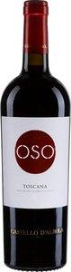 Castello D'albola Oso Toscana 2013 Bottle