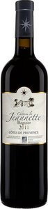 Chateau La Jeannette Baguier 2011 Bottle
