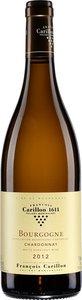 Bourgogne Chardonnay   Francois Carillon 2013 Bottle