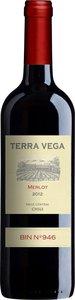 Terra Vega Merlot 2014 Bottle