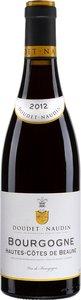 Doudet Naudin Pinot Noir Bourgogne Hautes Côtes De Beaune 2010 Bottle
