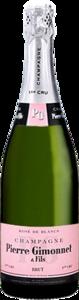 Champagne Pierre Gimonnet & Fils Brut Rosé De Blancs Bottle